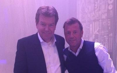 Ontmoeting met topcoach Marc Lammers: voor goud moet je pijnlijden!